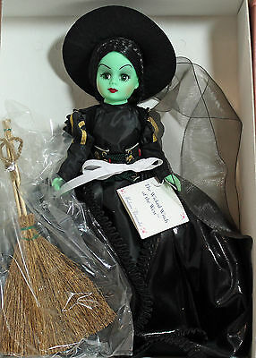 Madame Alexander Doll  - Wicked Witch of the West 13270, MIB