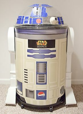 Star Wars Revenge of the Sith 1 /1 life size R2-D2 cooler RARE