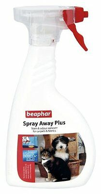 Beaphar Spray Away Plus odour & stain removing spray 400 ML