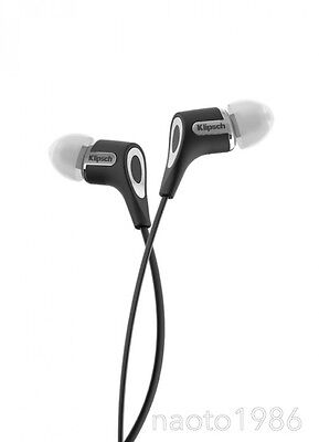 Klipsch canal Reference R6 Black KLRFR60111 from Japan (F/S+Tracking Number)