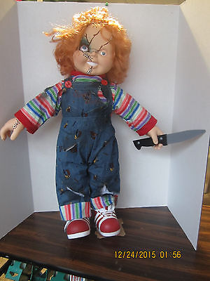 25'' Chucky Doll From The Bride Of Chucky Brand New With Tags Well Made