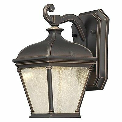 Minka Lavery 72391-143C, Lauriston Manor Aluminum Outdoor Wall Sconce Lighting L