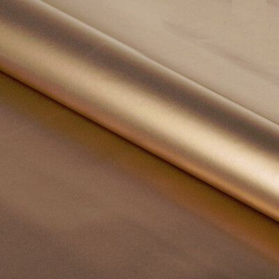 COPPER ROSE GOLD PAPER 60 metre roll 50cm wide 80gsm Packing Wrapping Packaging