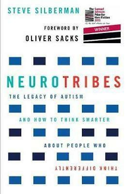 NEW Neurotribes By Steve Silberman Paperback Free Shipping