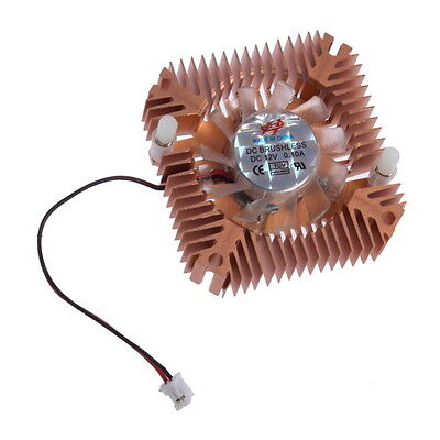 Cooling Fan Heatsink Cooler For CPU VGA Video Card LA