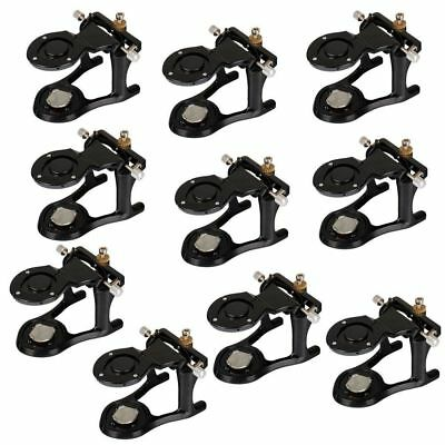 10 Pcs New Adjustable Small Magnetic Articulator Dental Lab Equipment