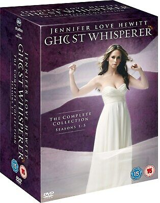 Ghost Whisperer: Series 1-5 (Box Set) [DVD]