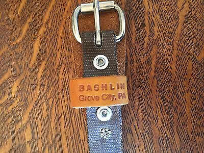 Bashlin Grove City PA Lineman Safety Belt Strap 1 x 19 - 25.5""