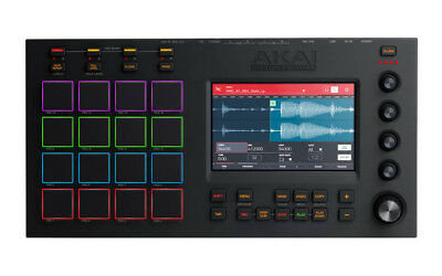 Akai MPC-T: MPC Touch - Performance Touchscreen Sampler / Sequencer / Looper