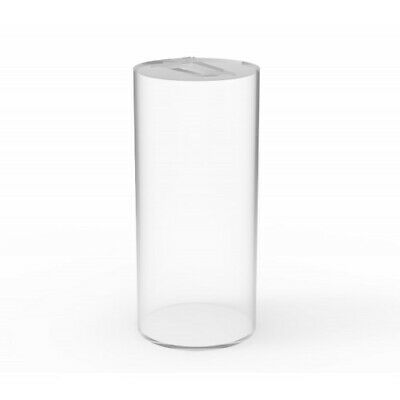 Eco-Container Sealable Acrylic Cylinder Aquarrium Terrarium 15703