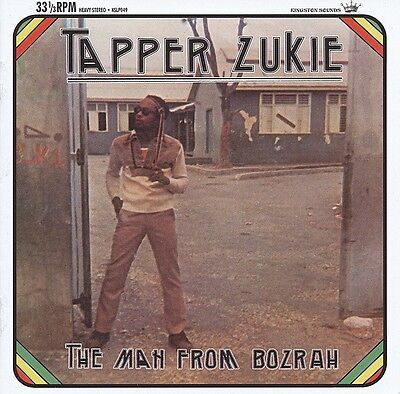 Tapper Zukie - Man from Bozrah