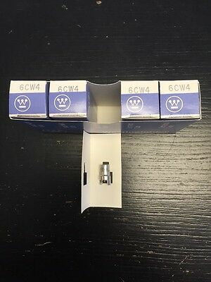 6Cw4 Nuvistor Nos Boxed Westinghouse 1 Piece