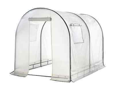 Walk in Greenhouse Fully Enclosed Lawn and Garden Outdoor Tent with Windows