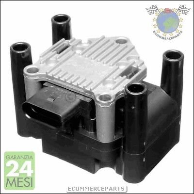 XF6MD BOBINA DI ACCENSIONE Meat VW POLO Benzina 1999/>2001