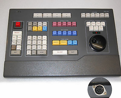 Sony Bve-910 Video Editing Keyboard Panel #i910