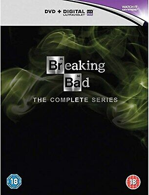 Breaking Bad: The Complete Series (with UltraViolet Copy) [DVD]