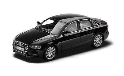 Genuine Audi A4 PI 1:43 Scale Car - Phantom Black
