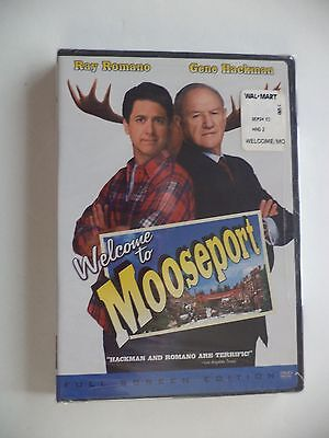 Welcome to Mooseport DVD 2004 Brand NEW!!!!