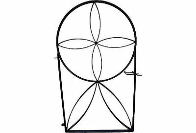 Wrought Iron Outdoor Gate or Door