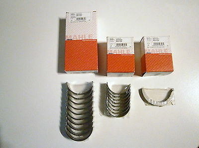 RACE Big end bearings & Main & Thrust washers MAHLE VW 1,6 - 2,0 2E ABF DX PF