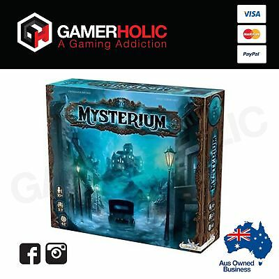 Mysterium the Board Game by Asmodee Games - Brand New - Sealed - CRIME GAME