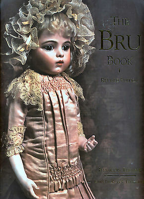 The Bru Book Revised Edition, Vintage, Antique Dolls History, Research