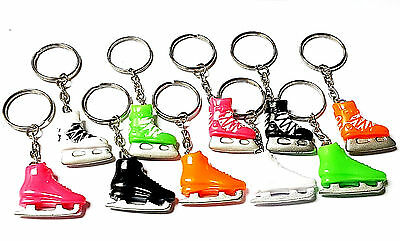 200 Key Chain with skate shoe roller Fashion Vintage Pinata Party Favours Toys
