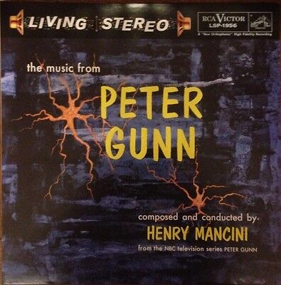 Henry Mancini - From Peter Gunn+2 LPs 180g 45rpm+Analogue Productios+NEU+OVP