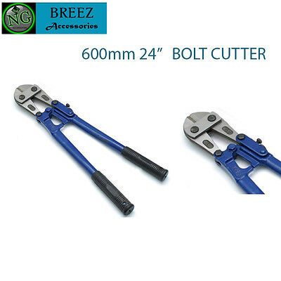"Heavy Duty Bolt Cable Cutters Croppers Chain (600mm 24"")"