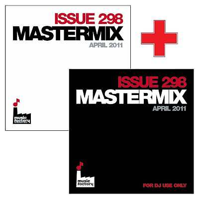 MASTERMIX ISSUE 385 DJ CD Set Continuous Mini Mixes Ft The Golden