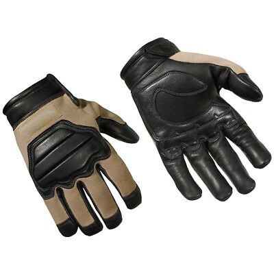 Wiley X Paladin Gloves Kevlar Flame Resistant Airsoft Tactical Handgear Coyote