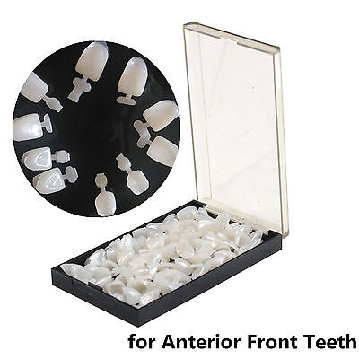1 Box New Pro Dental Temporary Crown Material for Anterior Front Teeth