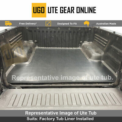 Holden Commodore VU - VY  - VZ Ute Tray Rubber Mat Single Cab