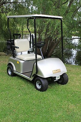 Single Seat Electric Hawk Golf Cart - Brand New