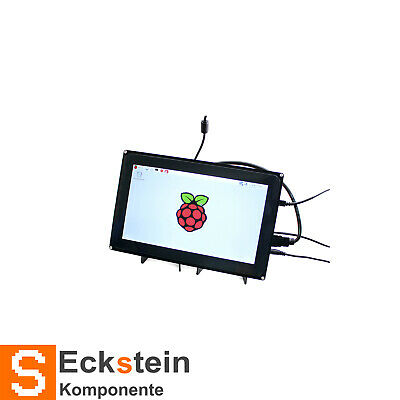 Waveshare 10.1inch Raspberry Pi Display 1024x600 capacitive Touchscreen LCD HDMI