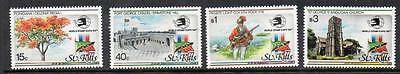 "St Kitts MNH 1989 International Stamp Exhibition ""World Stamp Expo '89"""