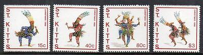 St Kitts MNH 1988 Christmas