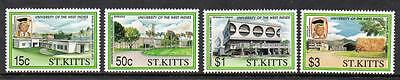 St Kitts MNH 1991 40th Anniversary of University of West Indies