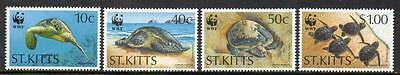 St Kitts MNH 1995 Endangered Species - Green Turtle