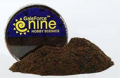 Hobby Scenics Autumn Flock Blend Scatter Material Gale Force Nine GF9 GFS009