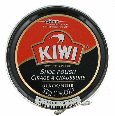 Kiwi Shoe and Boot Leather Protector Polish, 32 grams (1 1/8) Different Colors