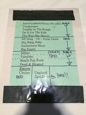 Scott Weiland And The Wildabouts Setlist Rare Stone Temple Pilots VR