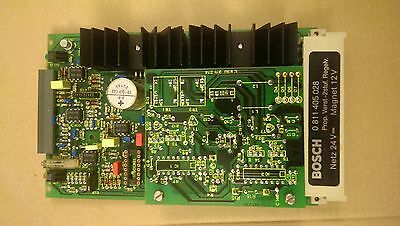 New 0811-405-028 / 0811405028 BOSCH AMPLIFIER CARD PROPORTIONAL 24V