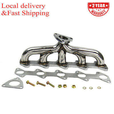 Exhaust Manifold Stainless Steel For Land Rover Discovery 2 TD5