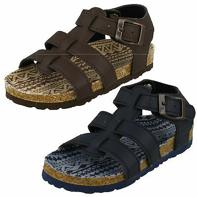 Wholesale Boys Casual Sandals 16 Pairs Sizes 6-2  N0035