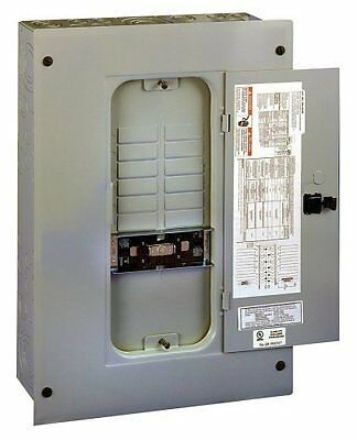 Reliance Controls TRC1006D Panel/Link Generator Transfer Switch for Up to 15,000