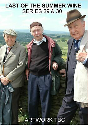 Last of the Summer Wine: The Complete Series 29 and 30 [DVD]