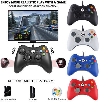 USB Wired/Wireless Gaming Controller Joystick for Windows/Android/ PS3/TV Box PC