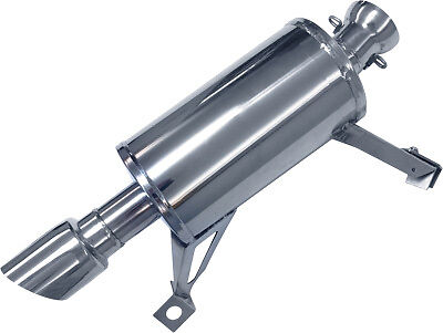 new sno stuff sno-stuff Rumble Pack Single Canister Silencer,, 331-119