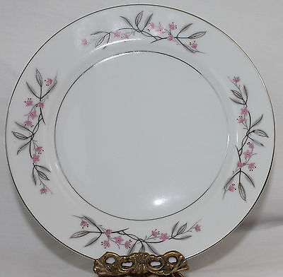 Arlen Fine China Sherwook #455 Made in Japan Set of 4 Bread & Butter Plates FSH